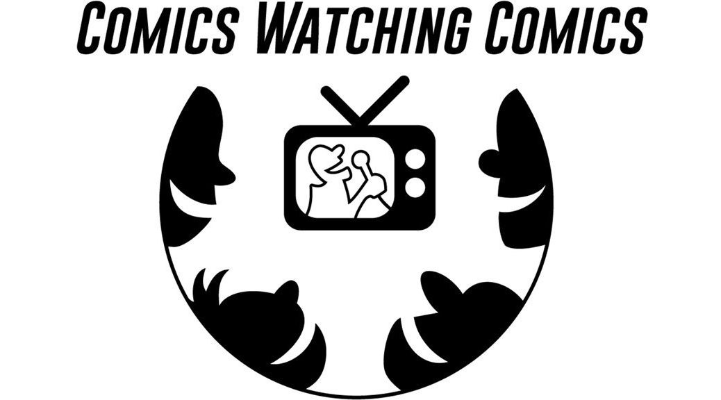 Image result for comics watching comics